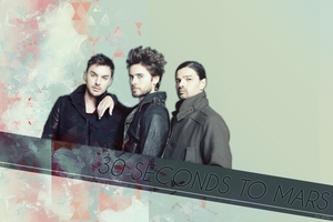 30 Seconds To Mars by Ennysek