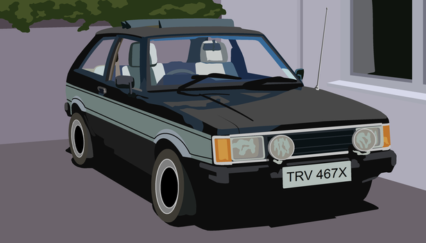 Talbot Sunbeam by The-Transport-Guild