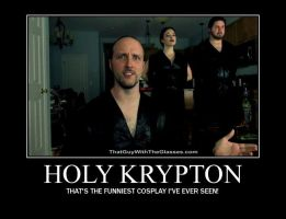 Motivation - Holy Krypton by Songue