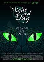 Night And Day Poster by Treestar14
