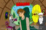 The Hobbit - Merry Christmas ONE LAST TIME by LilianettyPR