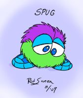 The Amazing Spug by AgentRadKid