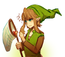 Link will end you by onisuu