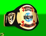 The ECW TV Championship by ImfamousE