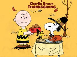 Charlie Brown Thanksgiving by Heero-Shuichi