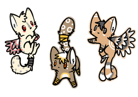 Point Adoptables : Kitty adoptables 6# :CLOSED: by Muffycake
