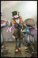 mad hatter by abiestrikesagain