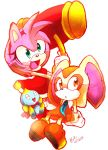 Amy and Cream Chseese by Zubwayori