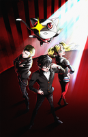 Persona 5! by KrisRix