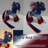 Stars and Stripes by AnimeAmy