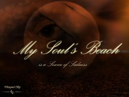 My Soul's Beach is a Source by Hani-OK