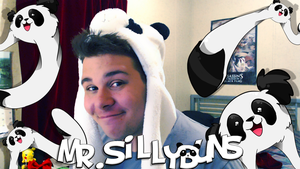 Mr.SillyBuns (best Panda Hat EVER) by TheToxicDoctor