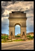 - The HDR Millenium Gate - by rueD