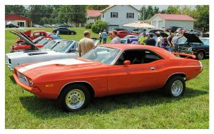 Cool 1972 Challenger by TheMan268
