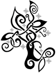 Mystic's Tree of Life Tattoo by Lady-Blue-Rose
