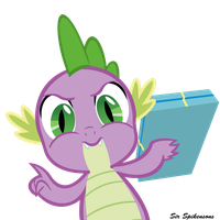 Angry Spike by SirSpikensons