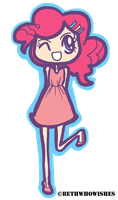 Pinkie Pie by bethwhowishes
