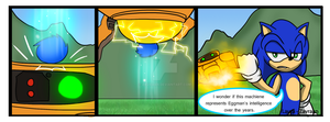 The egg genisis boss fight comic by zavraan