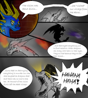 The Beginning of End - page 4 by IcelectricSpyro