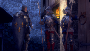Mild-mannered Medieval Men by guywiththesuitcase