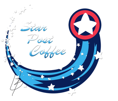 Star Post Coffee Logo [Fallout Chaos] by LadyBrightcynder