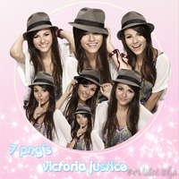 pngs victoria justice by MINITUTOSSOFIA