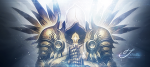 Concours - Theme Tyrael 1 by Yankeey