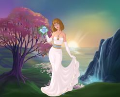 Hanna The Bride by AnneMarie1986