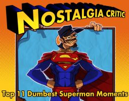 NC - top 11 dumbest Superman.. by MaroBot