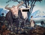 The Shepherdess - immature by anubis