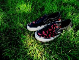 Vans by double-minded