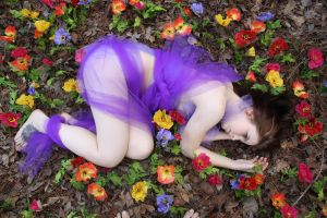 Death by Nature- Flora 2 by palindroNe