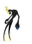 Vectored reddit Enderman by tckotb