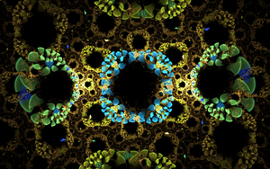 pattern with drops by Andrea1981G