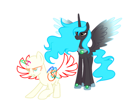 [OPEN COLLAB] However, we disagree. by Arxielle