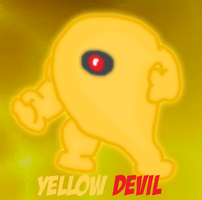 Yellow Devil by thegamingdrawer