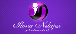 Logo design for Ilona Nelapsi by rasulh