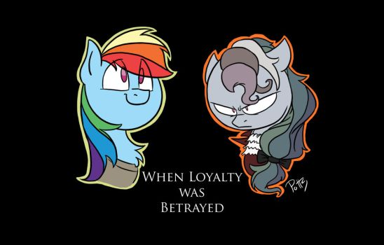 Loyalty Shirt by Assassin-or-Shadow