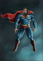 Superman by TomallicA