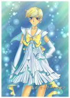 Neo Sailor Uranus by kaminary-san