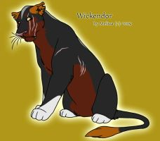 Wickendor Charsheet by CreatureCreatingBabe