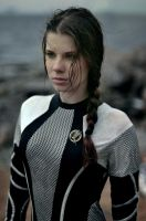 Katniss Everdeen-The Hunger Games Catching fire by Anastasya01