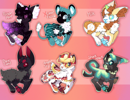 Navyn Adoptables 1 CLOSED by opalites