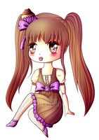 Annily Chibi by TaitRochelle
