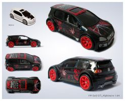 VW Golf GTI_Nightmare by pipin