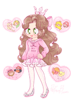 .:Pink Princess of Love:. by PinkPrincessBlossom
