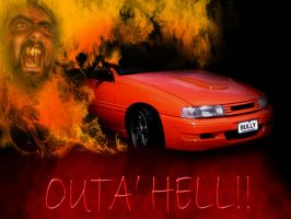 OUTA' HELL by vnsupreme