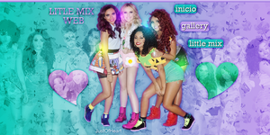 #Header Little Mix by JustOfHeart