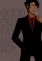 Good Old Fashioned Lover Boy by xxsymmetryxx