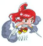 Another Chibi Erza by Nickyparsonavenger